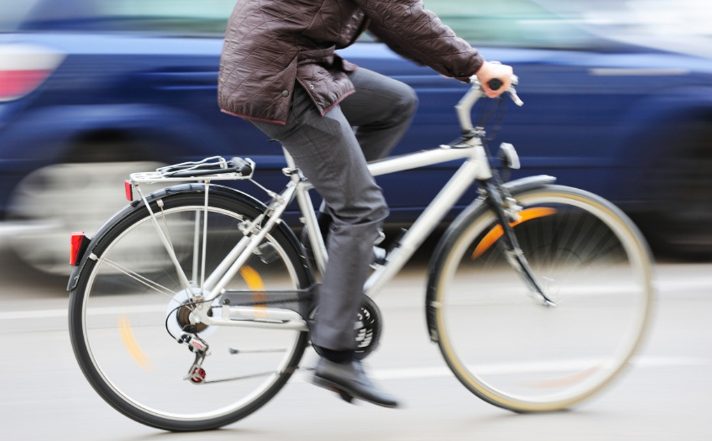 Prevenir los accidentes en bicicleta